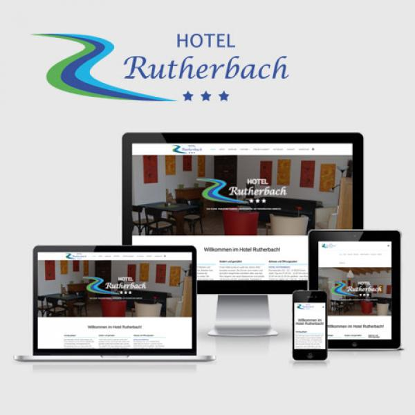 Hotel Rutherbach / English version now available